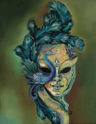 Mask by Amaterasu1960
