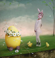 Easter is coming by Fran-photo