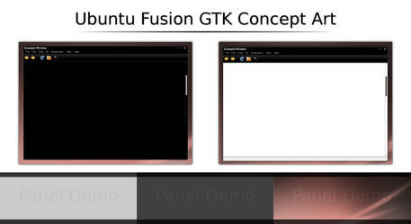 Ubuntu Fusion GTK Proposal by LIB53