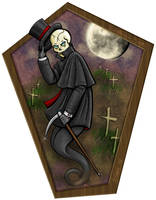 Gentleman Death - 100T.35 by Shannanigan
