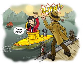 Yellow Submarine by Shannanigan