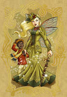 Queen Titania by Shannanigan