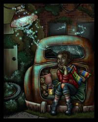 Amazing Mary by Shannanigan