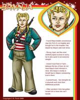 Brynja - Character Intro by Shannanigan