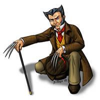 Mr. Howlett, I presume... by Shannanigan