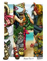 Puttiki - Four Seasons by Shannanigan