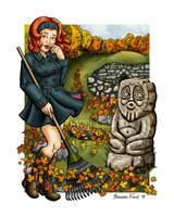 Puttiki - Autumn by Shannanigan