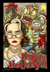 Happy Holidays 2009 by Shannanigan