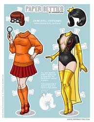 PaperBetties - Jane Cosplay1 by Shannanigan