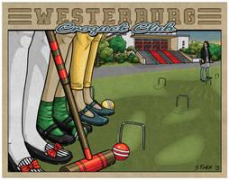 Westerburg Croquet Club - Crazy 4 Cult by Shannanigan