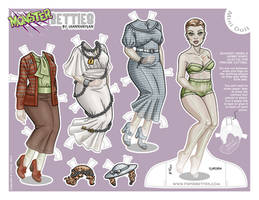 Paper Betties Mini - Clarinda by Shannanigan