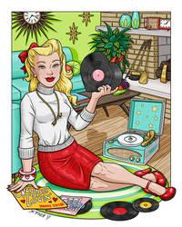 Valentine Records 3.0 by Shannanigan