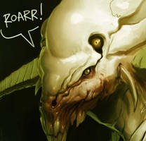Creature design 1 by ROD-Windt