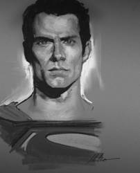 Man Of Steel _ 01 by ROD-Windt