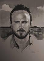 Jesse Pinkman by ROD-Windt