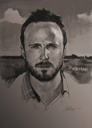 Jesse Pinkman by ROD-Windt