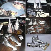 Lightning FF XIII-2 [Process] by Tangmokululu