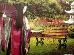 asian garden by Lolita-Artz
