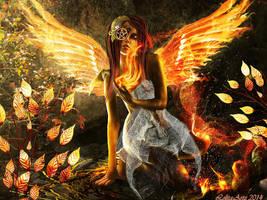Fire Of Life by Lolita-Artz