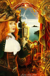 Steampunk by Lolita-Artz