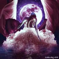 liberty of the moon by Lolita-Artz