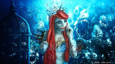 Twisted tales-Little Mermaid by Lolita-Artz