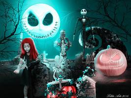 Nightmare Before Christmas by Lolita-Artz