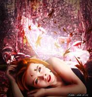 forest fairy by Lolita-Artz
