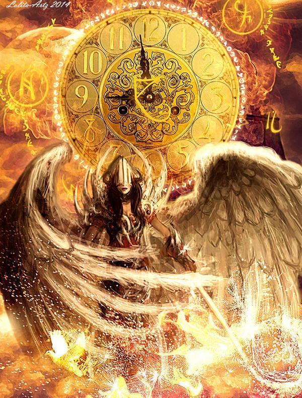 angel of time by Lolita-Artz