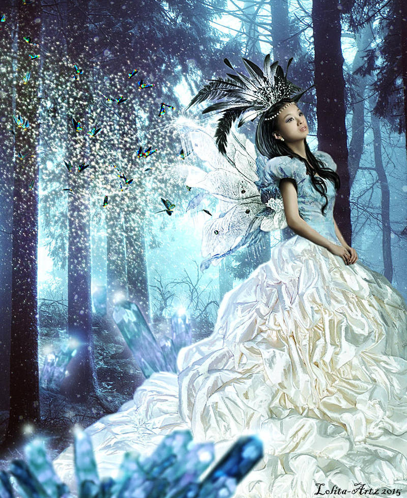 enchanted forest by Lolita-Artz