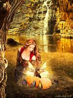 Unique fairy by Lolita-Artz