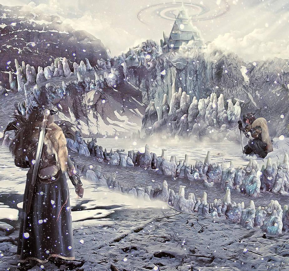 Jotunheim by Lolita-Artz