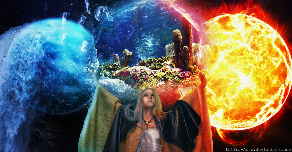 Master Of Elements by Lolita-Artz