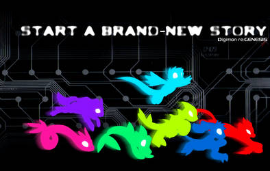 Brand-New Story Wallpaper by glitchgoat