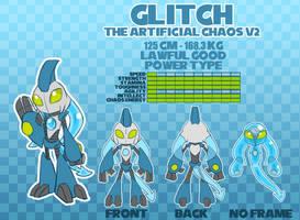 [p] Glitch Ref by glitchgoat