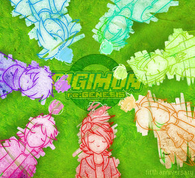 [digimon re:GENESIS] that same last dream again by glitchgoat