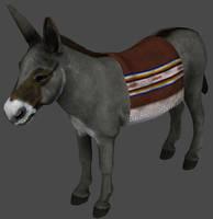 'Duke Nukem Forever' Donkey XPS ONLY!!! by lezisell