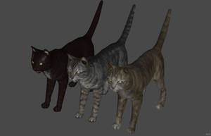 'Fallout 4' Cat XPS ONLY!!! by lezisell