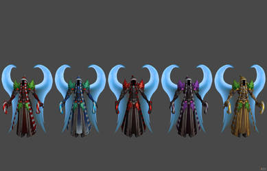 'Heroes of the Storm' Malthael Winter17 XPS ONLY!! by lezisell