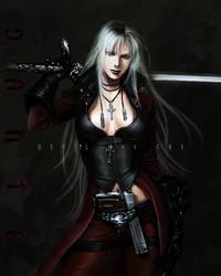 Wolfina Remastered 16 by lezisell
