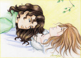 Twins by eternal-sansara