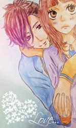 I love you... by Kris-Min-YG