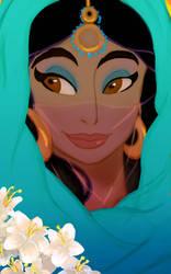 Jasmine by Kevsoraone