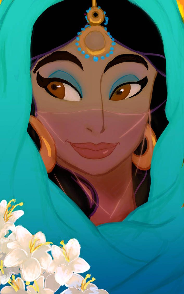 Jasmine By Kevsoraone On Deviantart