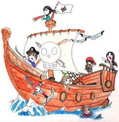 Pirates by Sonozdark