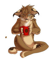 need coffe by Orphen-Sirius