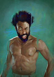Childish Gambino by DiChap