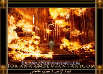Another Golden Vision of Faith by iokanaan