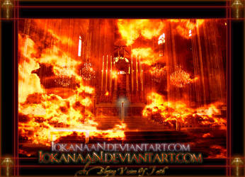 A Blazing Vision of Faith by iokanaan