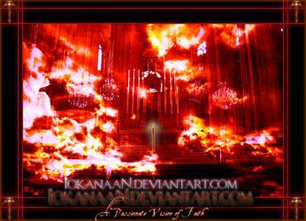 A Passionate Vision of Faith by iokanaan